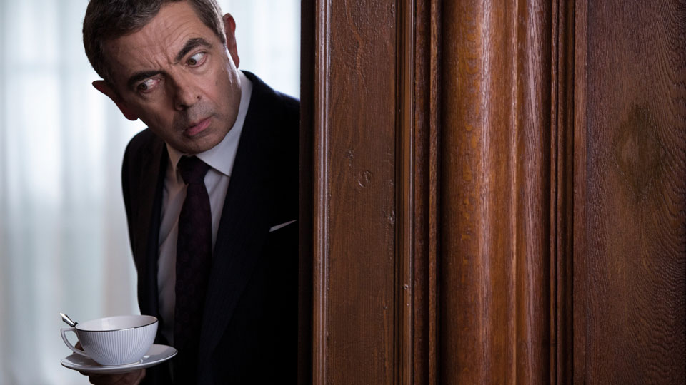 Johnny English (Rowan Atkinson)