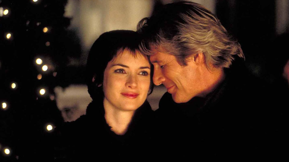 Charlotte (Winona Ryder), Will (Richard Gere)