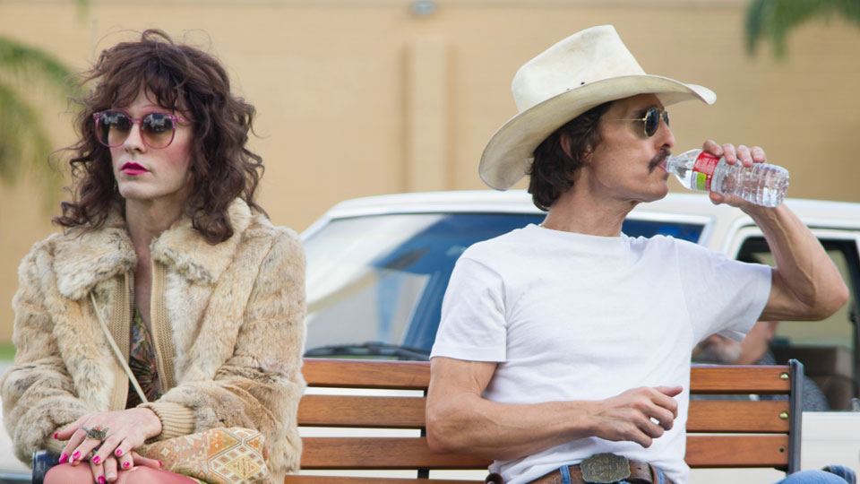 Rayon (Jared Leto) und Ron Woodroof (Matthew McConaughey)