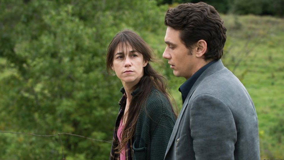 Kate (Charlotte Gainsbourg), Thomas (James Franco)