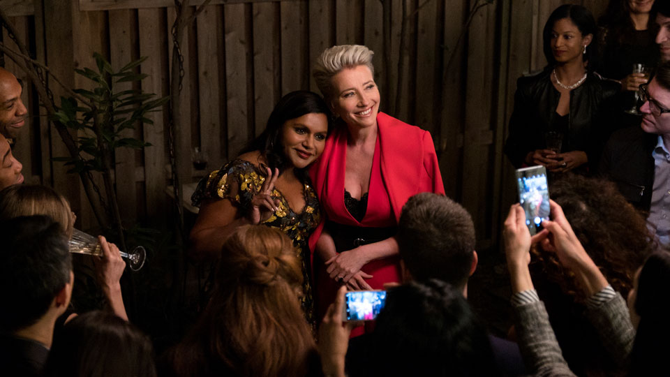 Molly (Mindy Kaling) und Katherine (Emma Thompson)
