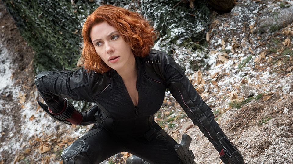 Black Widow (Scarlett Johansson)