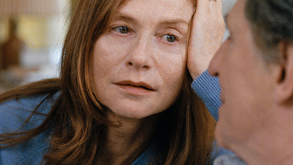 Isabelle Reed (Isabelle Huppert)