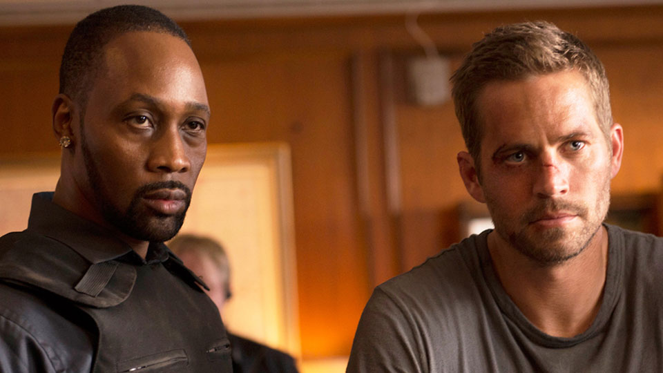 Tremaine (RZA), Damien (Paul Walker)