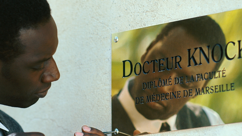 Dr. Knock (Omar Sy)