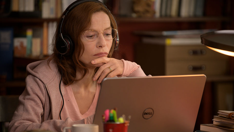 Patience (Isabelle Huppert)