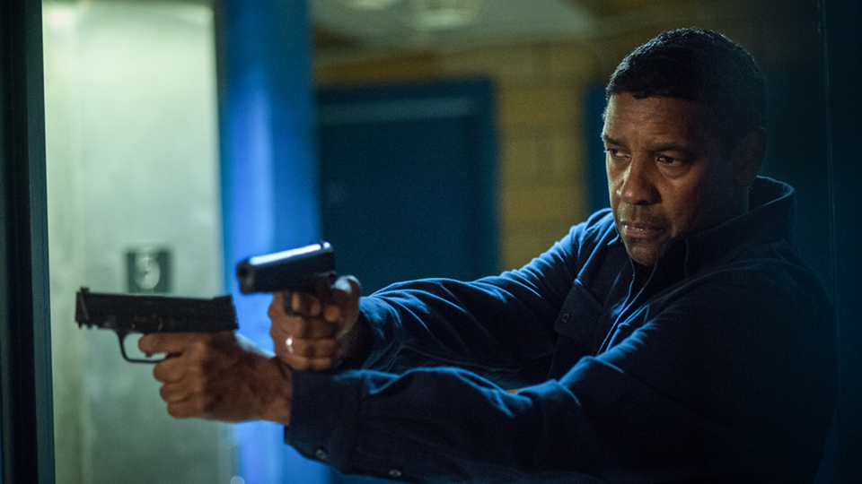 Robert McCall (Denzel Washington)