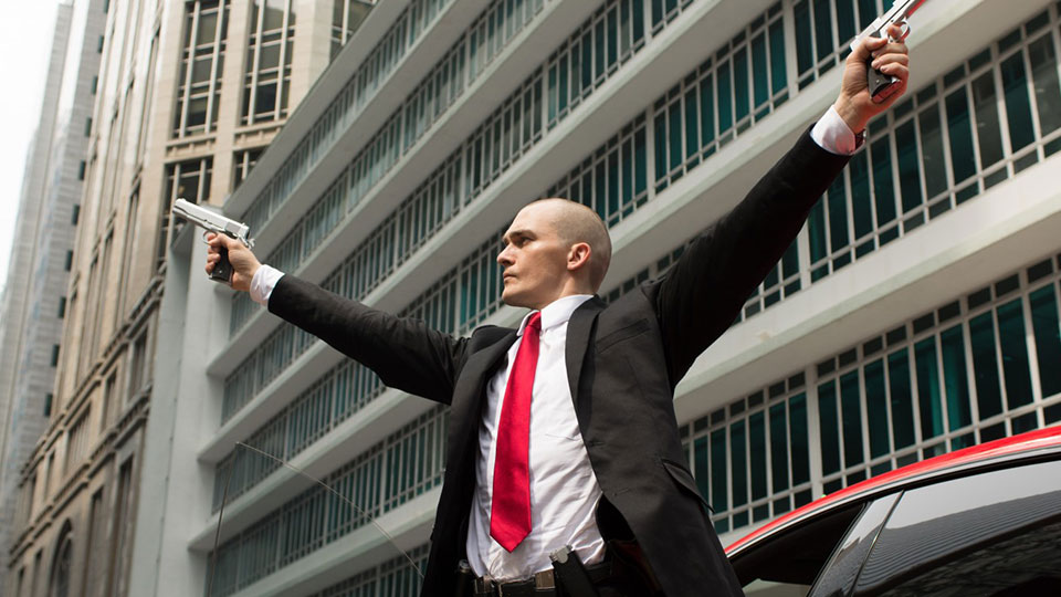 Agent 47 (Rubert Friend)
