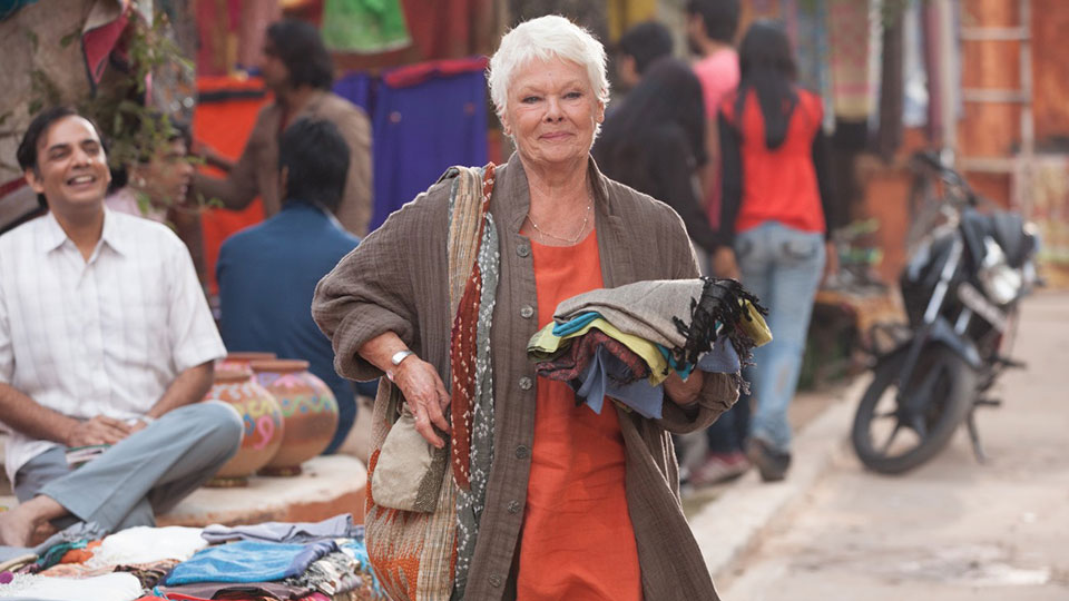 Evelyn Greenslade (Judi Dench)